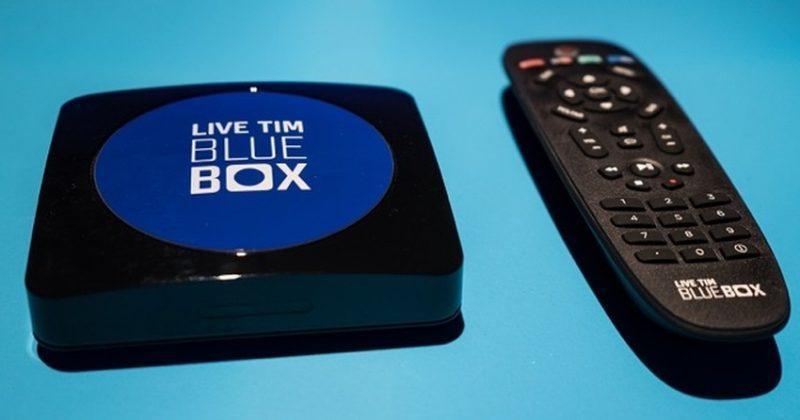 Blue Box da TIM