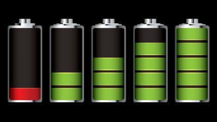 Carga bateria de smartphones