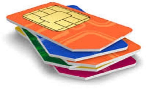 Cartão SIM