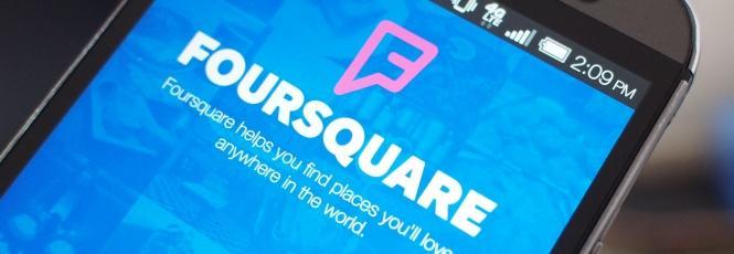 Google Now  e Foursquare
