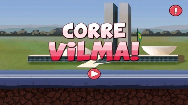 Jogo Corre Vilma