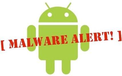 Malwares no Android