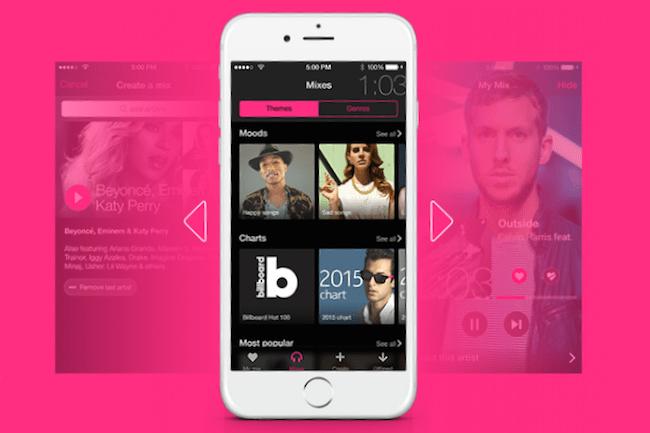 App MixRadio