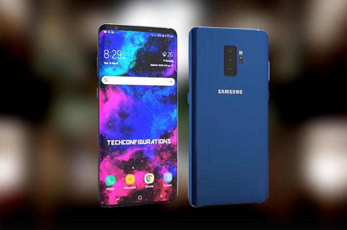 Samsung Galaxy S10 - rumores
