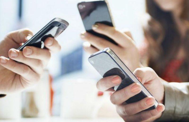 Recadastramento do celular