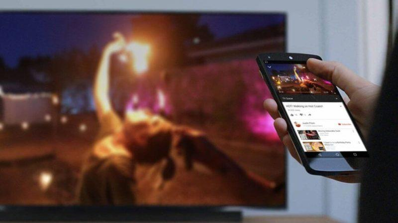 Transmitir a tela do Smartphone na TV
